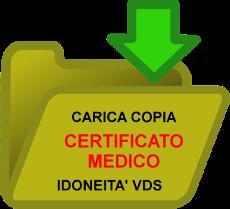 Archivia Certificato Visita VDS